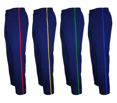 SPORTS LONG PANTS - HOUSE COLOURS